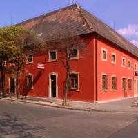 Vörösház
