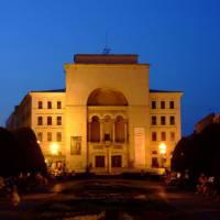 Palatul Culturii, Teatrul și Opera