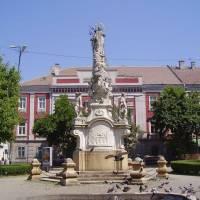Statuia Sfintei Maria