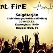 Ancient Fire | Arrhythmia koncert