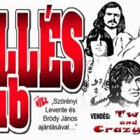 Illés klub - vendég: Twins and the Crazy Dogs