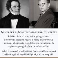 Ezt látni és hallani kell! - Schubert és Sosztakovics zenéje