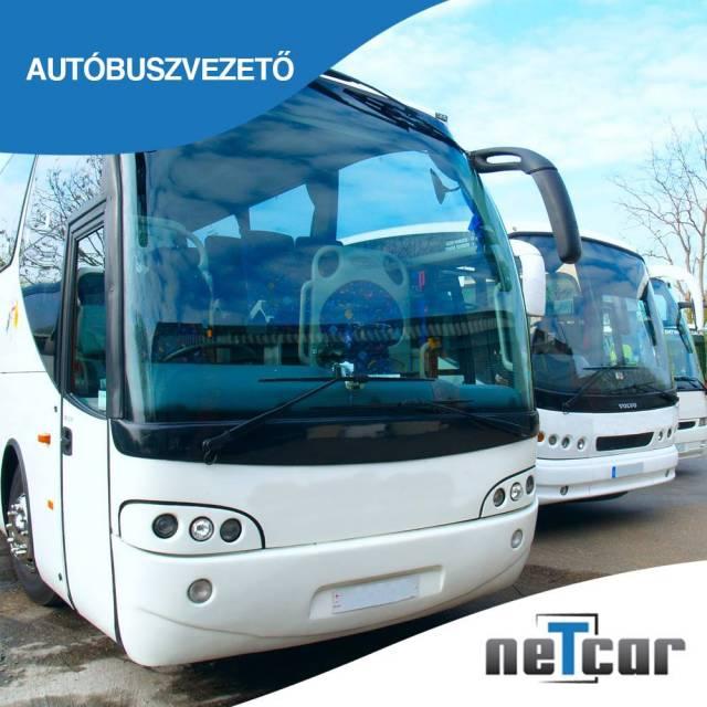 Autóbuszvezető képzés / Netcar
