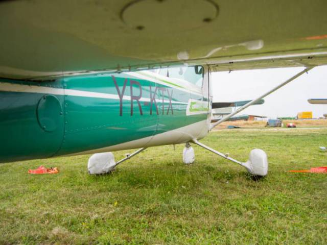 Aero West Fly Training