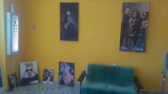 Atelier și magazin optică de vedere