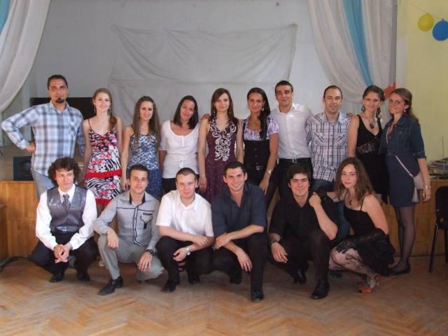 Asociația Volare - cursuri de dans de societate