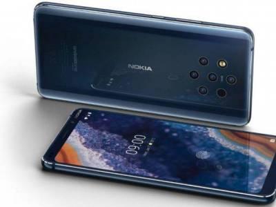 Megérkezett a Nokia 9 PureView