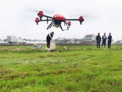 Jöhet a drónos permetezés Magyarországon