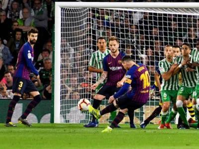 Lionel Messi tarthatatlan, szárnyal a Barcelona