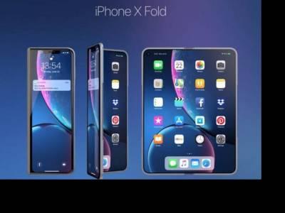 Az Apple is belevág az összecsukható telefon bizniszbe