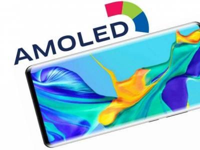 Samsung AMOLED kijelzővel érkezhet a Huawei P30 és P30 Pro