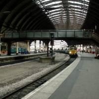 YORK RAILWAY STATION