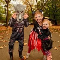 Spooky Welly Walk - Liverpool